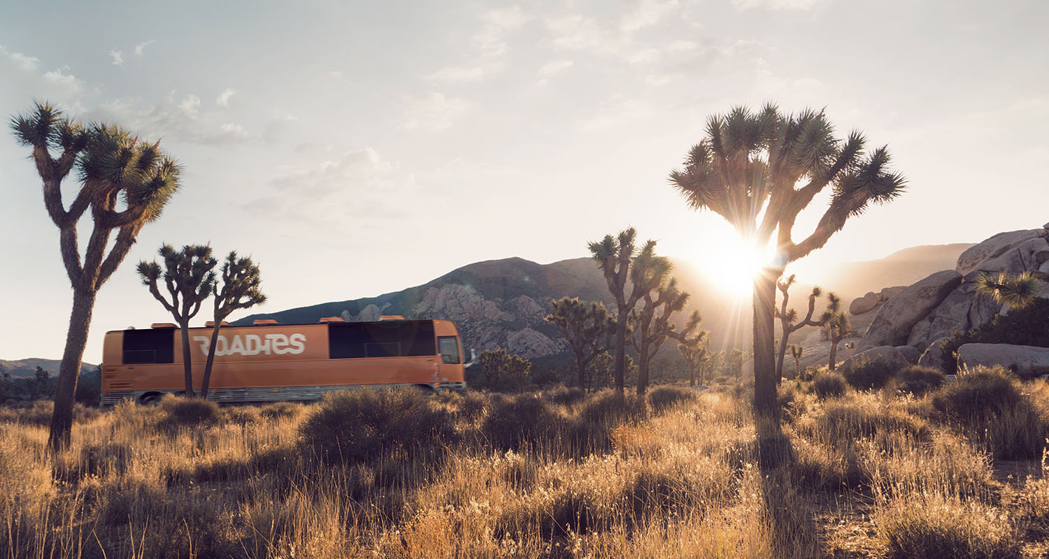 SUNSET MAGAZINE: These Vacations by Deluxe Bus Are Hotel-Meets-Road Trip Perfection