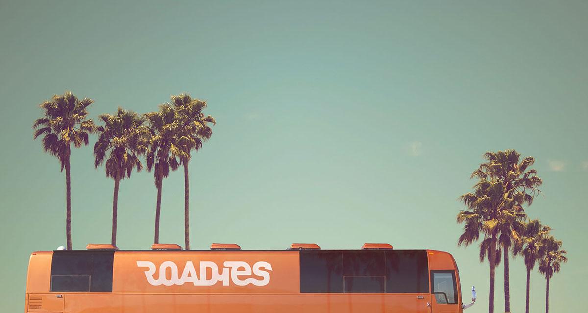 Conde Naste Traveller: Road trip like a rock star in California